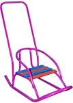 Скользяшки Кукольные-2 с толкателем (фиолетовый)