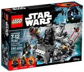 LEGO Star Wars 75183 Превращение в Дарта Вейдера