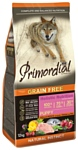 Primordial (12 кг) Grain Free Puppy Chicken and Fish