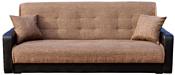 Луховицкая Мебельная Фабрика Лондон (рогожка коричневая, боннель)
