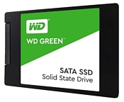 Western Digital WD GREEN PC SSD 480 GB (WDS480G2G0A)