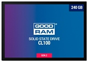 GoodRAM SSDPR-CL100-240-G2