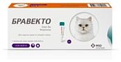 Бравекто (MSD Animal Health) Спот Он для кошек 2,8 - 6,2 кг