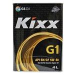 Kixx G1 5W-40 SN/CF 4л
