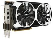 MSI Radeon R7 370 970Mhz PCI-E 3.0 2048Mb 5600Mhz 256 bit 2xDVI HDMI HDCP