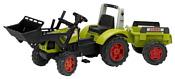 Falk Трактор-экскаватор с прицепом (1040M)
