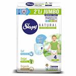 Sleepy Natural 4 Maxi (7-14 кг) 60 шт