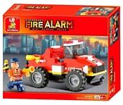 SLUBAN Пожарные спасатели M38-B0217