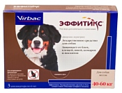Virbac Эффитикс капли для собак 40-60 кг
