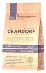 Grandorf (2 кг) 1 шт. Кролик с рисом STERILIZED