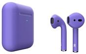 Apple AirPods 2 Color (беспроводная зарядка чехла)