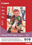 Canon Glossy Photo Paper PP-501 А4 170г/м2 100 л 0775B001