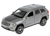 Технопарк Jeep Grand Cherokee (серый)