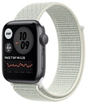 Apple Watch SE GPS 44mm Aluminum Case with Nike Sport Loop