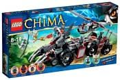 LEGO Legends of Chima 70009 Бронетранспортер волка Воррица