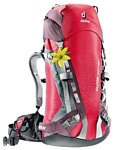 Deuter Guide 30+ SL red (fire/aubergine)