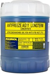 Mannol Longterm Antifreeze AG11 10л