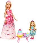 Barbie Dreamtopia Sweetville Kingdom Princess Tea Party FDJ19