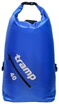 Tramp Diamond Rip-Stop 40 blue