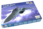 Italeri 1207 Многоцелевой истребитель F-22 Raptor