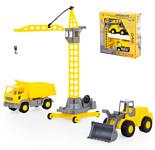 Полесье Набор строительной техники Агат 57150