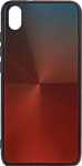 EXPERTS SHINY TPU CASE для Xiaomi Redmi 7 (красно-синий)