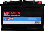 Hagen Starter 55220 (52Ah)