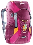 Deuter Waldfuchs 10 red (blackberry/magenta)