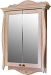 Atoll Шкаф с зеркалом Ривьера (apricot)