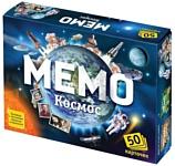 Нескучные игры Мемо Космос