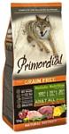 Primordial (12 кг) Grain Free Adult All Breed Deer Turkey