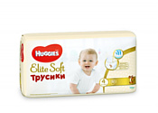 Huggies Elite Soft 4 (9-14) 42 шт.
