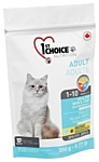1st Choice (0.35 кг) HEALTHY SKIN and COAT for ADULT CATS
