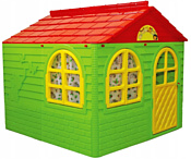 Doloni-Toys 02550/3 (зеленый/красный)