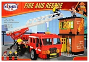 Winner Fire and Rescue 1234
