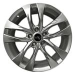 LegeArtis HND108 7x17/5x114.3 D67.1 ET41 Silver