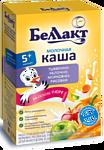 Беллакт Тыквенно-яблочно-морковно-рисовая молочная, 250 г