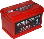 Westa RED 6СТ-74 низкая (74Ah)