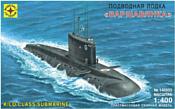 """Моделист Подводная лодка """"Варшавянка"""" 140055"""