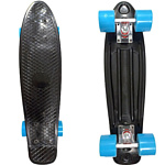 Display Penny board Black/blue