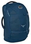 Osprey Farpoint 40 blue (lagoon blue)
