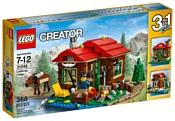 LEGO Creator 31048 Домик возле озера