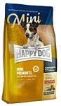 Happy Dog (4 кг) Supreme - Mini Piemonte для взрослых собак мелких пород с уткой и каштаном