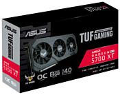 ASUS TUF Radeon RX 5700 XT GAMING X3 OC edition