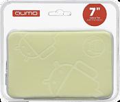 "QUMO Универсальный Velour 7"" (16:9) white 1 (18423)"