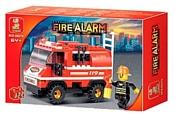 SLUBAN Пожарные спасатели M38-B0276