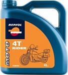Repsol Moto Rider 4T 15W-50 4л