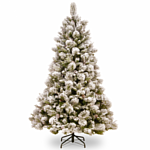 National Tree Company Snowy Bedford 2.43 см