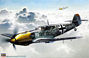 Hasegawa Истребитель Messerschmitt Bf109E