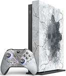Microsoft Xbox One X 1 ТБ Gears 5 Limited Edition